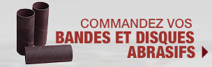 Commandes abrasifs