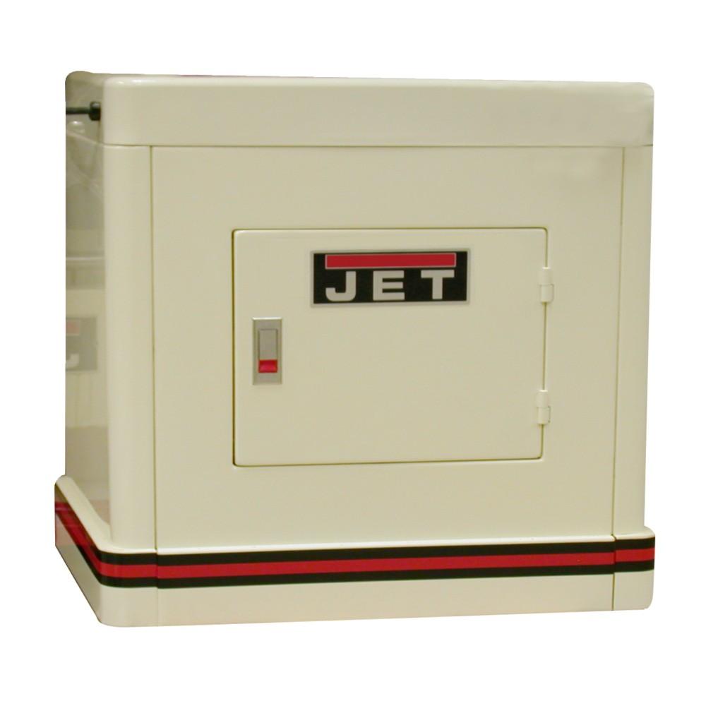 Socle armoire fermé avec dispositif roulant pour ponceuse JET 22-44 Plus