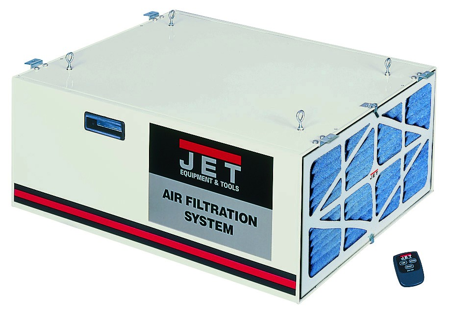 JET AFS-1000B 230V Système de filtration d'air