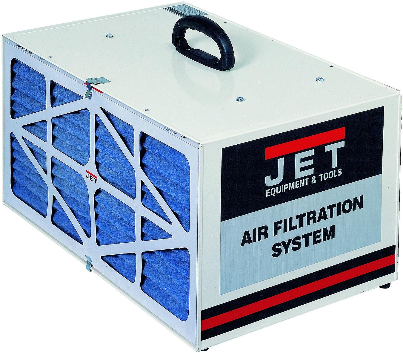 JET AFS-500 230V Système de filtration d'air