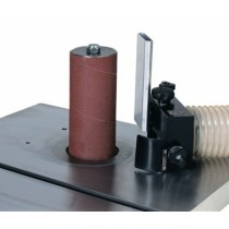 Cylindre de ponçage et manchons, cylindres 25, 38, 50, 75 et 100 inclus, 80 grain