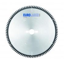 Lames de scie circulaire 250-AL30-Z66 denture positive carbure