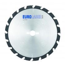 Lames de scie circulaire 315-AL30-Z20 denture positive carbure