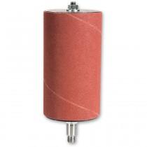 Broche 76 mm avec manchon abrasif 100G pour JET JBOS-5