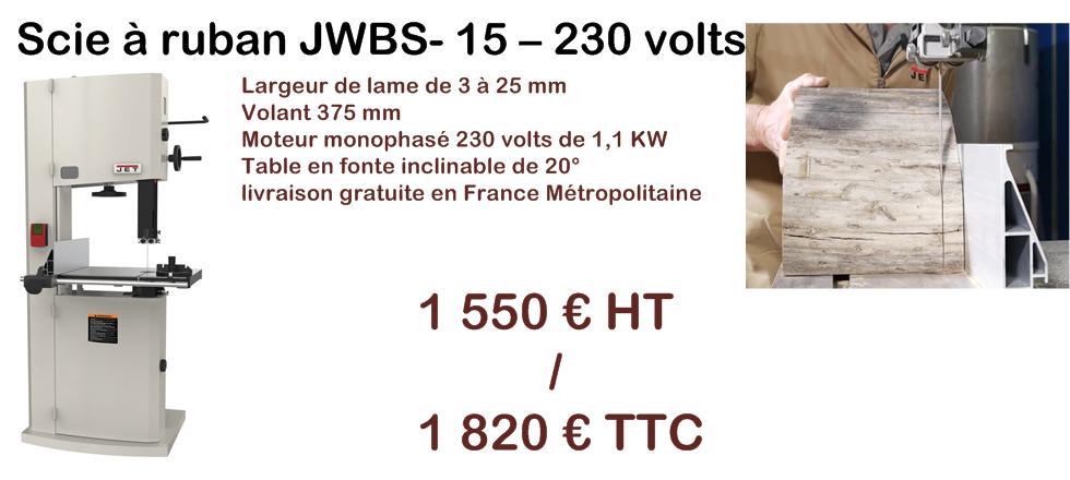 Jet JWBS 15